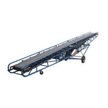 Bulk Grain Wheat Barly Oats Paddy Rice Belt Conveyor