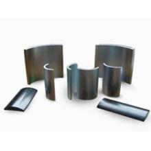 China hergestellt Arc NdFeB Magnet mit großer Größe