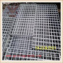 Reja de acero galvanizado normal / estándar