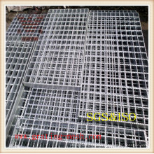 Plain/ Standard Galvanized Steel Grating