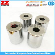 Inserções de perfuração de carboneto de tungstênio