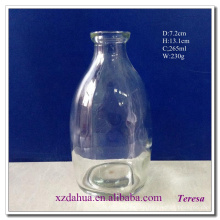High Quality 265ml Laboratory Chemical Glass Reagent Bottle