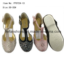 Diamond Princess Schuhe Kids Dance Schuhe Party Schuhe (FF0724 -13)
