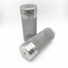 6 x 14 Corney Kegs Filter mit ultrafeinem 100% Edelstahl-Drahtgeflecht