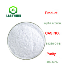 84380-01-8 Natürliche kosmetische Hautweißer Alpha Arbutin Creme