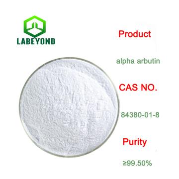 84380-01-8 Blanqueador cosmético natural de la piel alpha Arbutin Cream