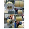 Bobine de boîtier en aluminium avec papier Kraft