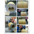 Aluminum/Aluminium Sheet with Kraft Pape/Polysurlyn Back for Insulation