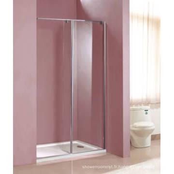 Cabine de douche en verre trempé (HM1282)