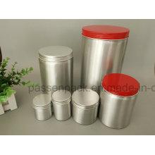 Lata de alumínio do metal para a embalagem de alimento (PPC-AC-065)