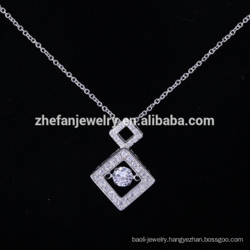 Hot sale jewelry pendant stainless steel jayed jewelry silver jewelry pendant for girlfriend