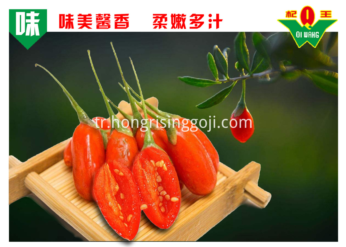 Fresh Goji Berry 16