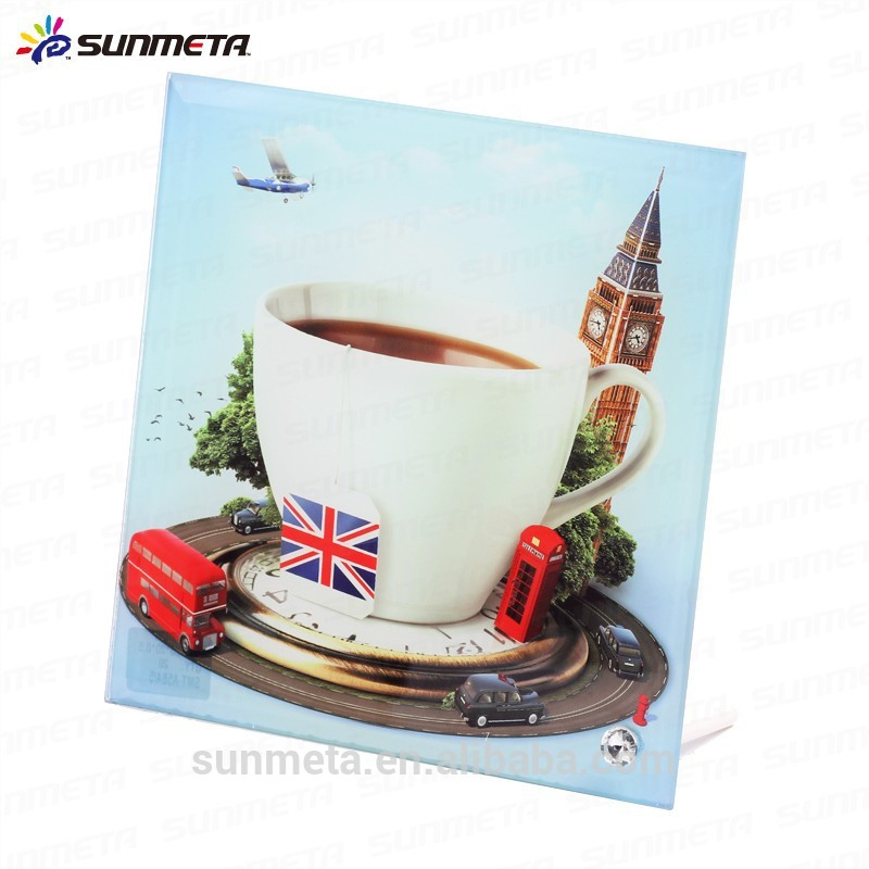 FREESUB Photo Frames With Sublimation Coating For Glass