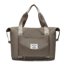 Customized Logo Large Capacity Duffle Bags Gym Man Women Waterproof Lager Sports Travel Foldable Bag