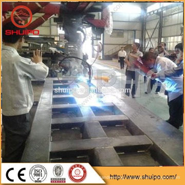 2015 shuipo brand industrial robot universal robots small industrial welding robot specifications for dumper truck