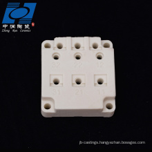 95% alumina ceramic housing thermostat ceramic