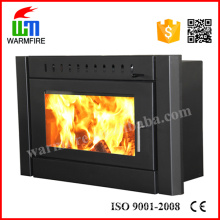 Cold rolled steel CE Certificate Wood Fireplace