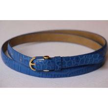 Fashion snake skin belt genuine python snake skin leather belt