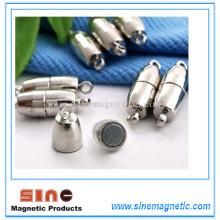 Caliente fuerte magnético broches para collar pulsera cadena hebilla gancho