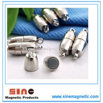 Fermoir magnétique chaud et chaud pour bracelet en crochet