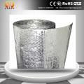 Envoltura de burbuja de papel de aluminio del techo