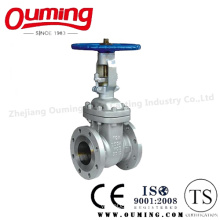 JIS Stainless Steel Flanged Gate Valve with Handwheel