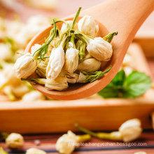 Hot sell high quality loose jasmine tea flowering