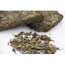 Yunnan Pu'Er chá para os cuidados de saúde e chá tijolo de rótulo privado