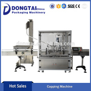 Factory Price: Automatic Silicone Sealant Bottles Screw Capping Machine