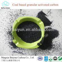 химическая формула активированного угля для живых очистки воды 500 плотность гранулированного активированного угля