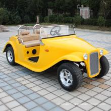 CE approuvé 4 places électrique classique Touring Car (Dn - 4D)