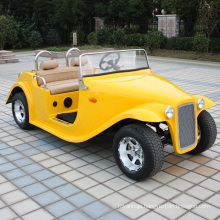 CE Approved 4 Seater Electric Power Classic Touring Car (Dn-4D)