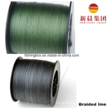 100% Excellent Strong PE Braided Fishing Line