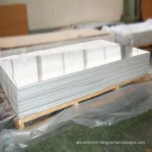 7085 aluminum alloy plain diamond metal sheet / plate