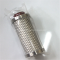 Cartucho de filtro de aire con filtro de esterilización ultrafiltrado 0.2um