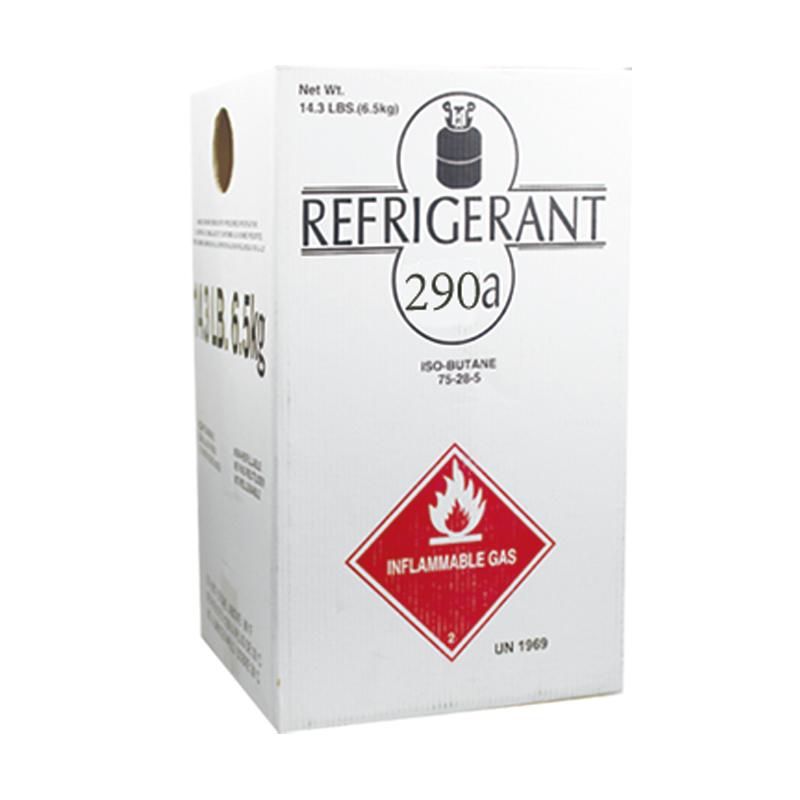 flammable refrigerants r290