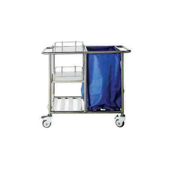 Stainless Steel Care Cart