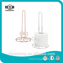 Double S stainless steel paper towel holder