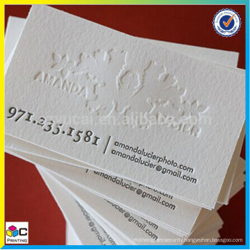 custom competitive price color personalized business card