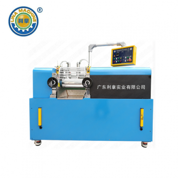 Cao su Varaible Speed ​​Two Roll Mill Machine