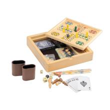 Juego de ajedrez de madera juego de ajedrez de madera (CB2440)