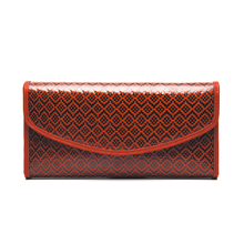 Carbon fiber women wallet wholesale