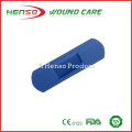 HENSO CE ISO Detectable Blue Adhesive Bandage