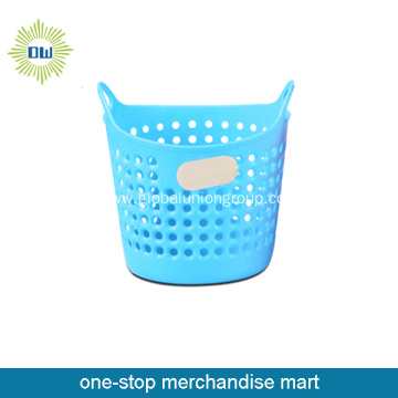 Big Round PP Material Laundry Basket For Sale