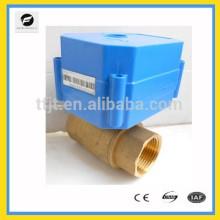 """6 нм 2-способ 1"""" постоянного тока 12В мотор управляемый клапан ss304 для сбора дождевой воды,солнечные панели для отопления"""