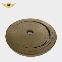 Bronze filled PTFE teflon guide tape/ guide strip