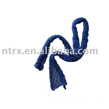 Man-made cotton scarf RX280351A