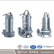 Non-Blocking / Non Clog Sewage Submersible Water Pump