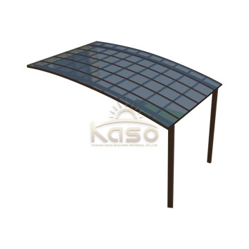Abri de voiture SunShade Canopy Cover Garage Carport Design