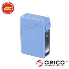 ORICO AC25-B-BL 2.5'' Dual Bay HDD protection box